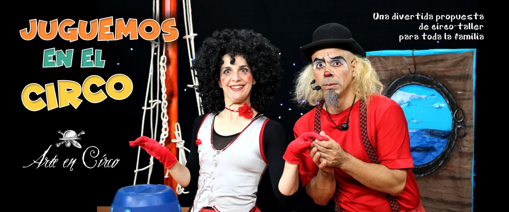 Juguemos en el Circo