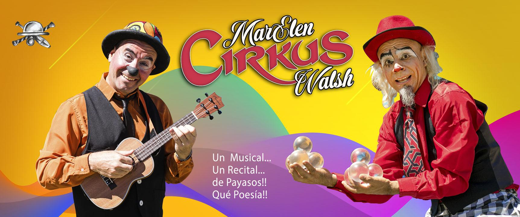 MarElen Cirkus Walsh