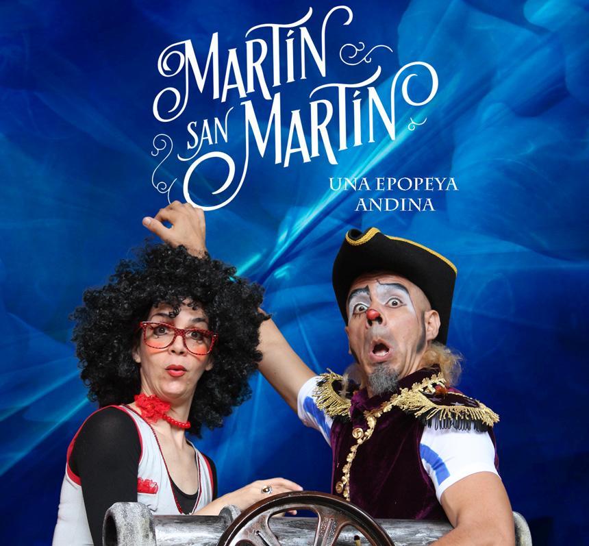 Martín, San Martín